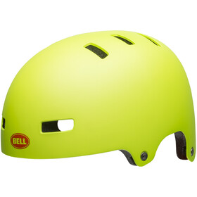 Bell Span Casque Enfant, matte bright green